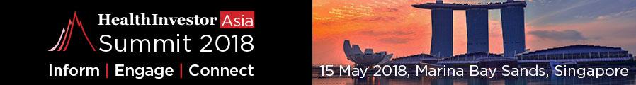 HealthInvestor Asia Summit 2018